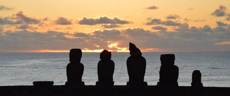 Moaï de Rapa Nui