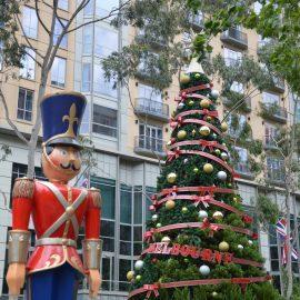 Un 1er décembre à Melbourne